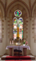 Burghaun Langenschwarz Protestant Church Altar if.png