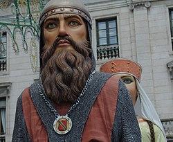 Representación en las fiestas de Burgos