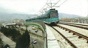 Bursaray - Image: Bursa Tramvayı