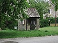 Bus Shelter, Wyck Rissington - geograph.org.uk - 423269.jpg