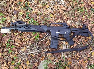 Bushmaster Firearms International - Image: Bushmaster XM15