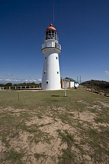 lighthouse in Queensland, Australia