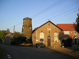 Buxhall - Image: Buxhall Mill