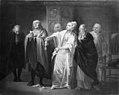 C.A. Lorentzen - Philosophus udi egen Indbildning, V. akt, 7. scene - KMS488 - Statens Museum for Kunst.jpg