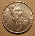 CANADA, GEORGE V 1917 -25 CENTS b - Flickr - woody1778a.jpg
