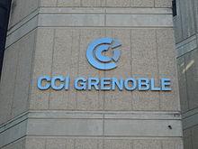 Chambre de commerce et d 39 industrie de grenoble wikip dia for Chambre de commerce grenoble