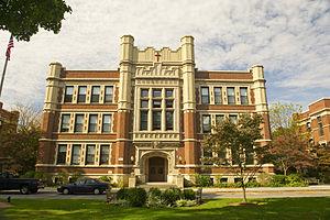 Concordia College (New York) - Feth Main Building