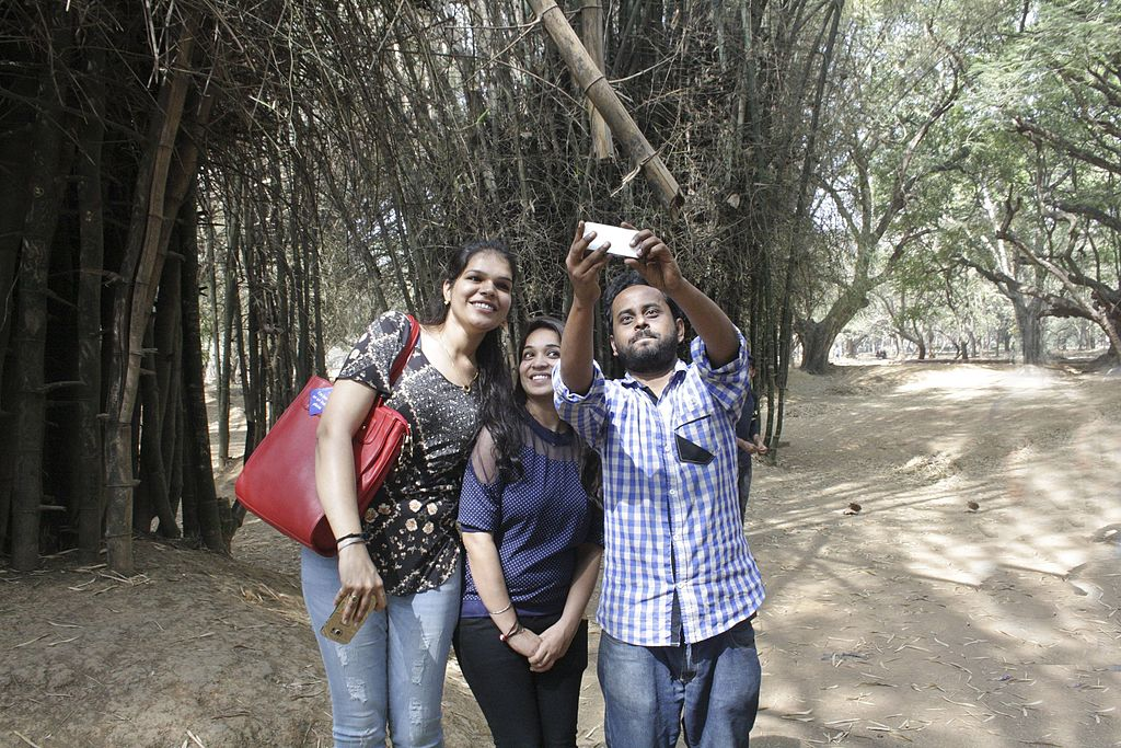 CISA2KTTT17 - Participants during Field Trip at Cubbon Park 04