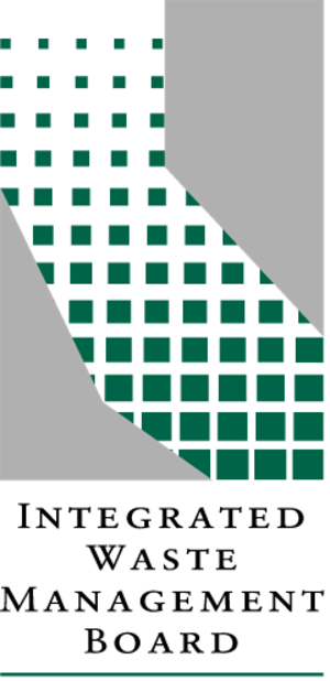 California Department of Resources Recycling and Recovery - Logo of the California Integrated Waste Management Board