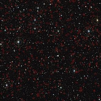 Cosmic Evolution Survey - Image: COSMOS field