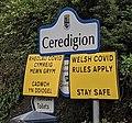 COVID Welsh Regulation Sign Ceredigion (cropped) (cropped).jpg