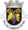 Coat of arms of Carregal do Sal