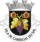 Wappen von Carregal do Sal