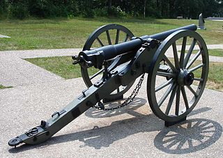 Twelve-pound cannon