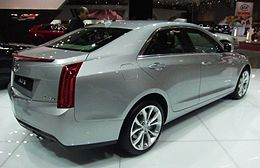 Cadillac ATS (rear side quarter).JPG