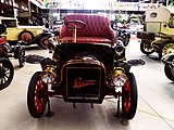 Cadillac K 1907 at Autoworld28.jpg