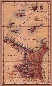 Cagayan Philippines Map.Cagayan Wikipedia