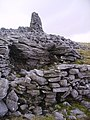 Cairn and Shelter - geograph.org.uk - 758639.jpg