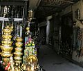 Cairo - Islamic district - Khan al Khalili shops.JPG