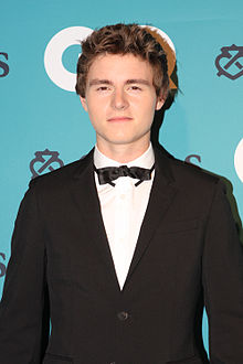 Callan McAuliffe at the Chivas Regal GQ Men of the Year Awards, November 2012.jpg