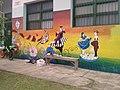 Calle french padua, mural que hizo la colo - panoramio.jpg