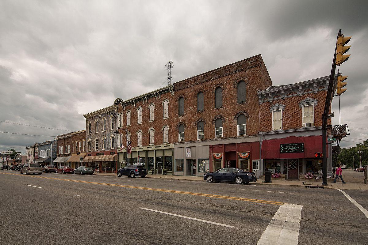 The Indiana Insider Blog: Cambridge City, Indiana