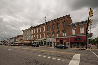 Cambridge City, Indiana - Image: Cambridge City, Indiana