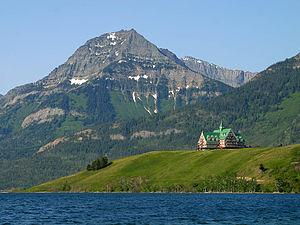 Waterton Lake - Image: Canada 39 bg 061904