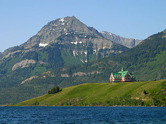 Waterton Lake - Image: Canada 39 bg 061904