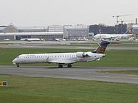 D-ACNU - CRJ9 - Not Available