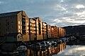 Canal Warehouses Trondheim 2009 1.JPG