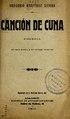 Canción de cuna - comedia en dos actos y en prosa (IA canciondecunacom3422mart).pdf
