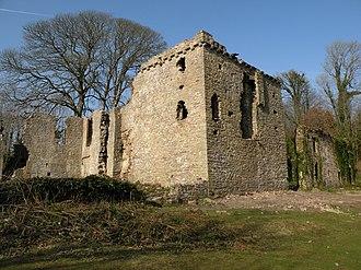 Merthyr Mawr - Candleston Castle