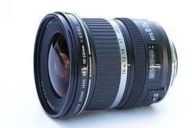Image illustrative de l'article Canon EF-S 10-22mm