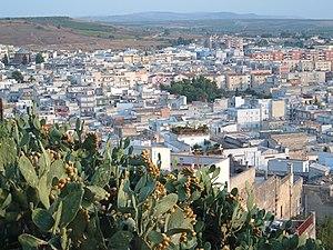 Canosa di Puglia - Panorama of Canosa di Puglia