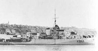 HMCS <i>Cap de la Madeleine</i> (K663)