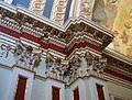 Capitells i entaulament de la capella del palau del marqués de Campo de València.jpg