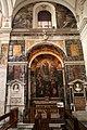 Cappella mignanelli, 01 con marmi presi dal Tempio di Giove Capitolino.jpg