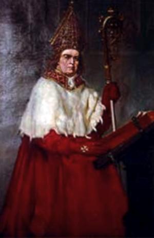 Zbigniew Oleśnicki (cardinal) - Image: Cardinal Zbigniew Oleśnicki