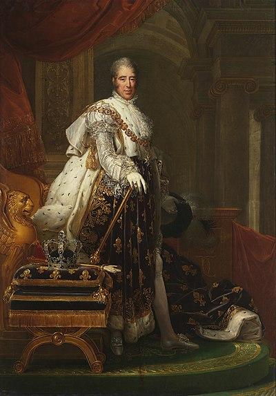 Carlos X de Francia