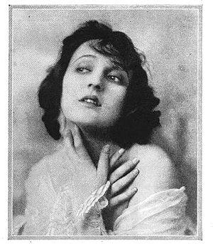 Carmel Myers - From Photoplay Magazine 1920