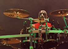 Carpathian Forest, Anders Kobro at Party.San Metal Open Air 2013.jpg