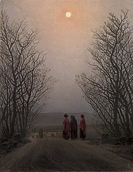 Caspar David Friedrich: Easter Morning