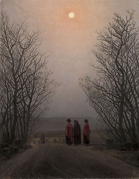 File:Caspar David Friedrich - Ostermorgen.jpg