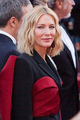 Cate — — Wikipédia Blanchett Wikipédia Blanchett Blanchett Cate Cate — f7vmgyYb6I