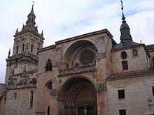 Catedral del Burgo de Osma (Soria), Castille, España.jpg