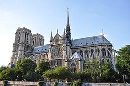 Notre Dame De Paris Wikipedia