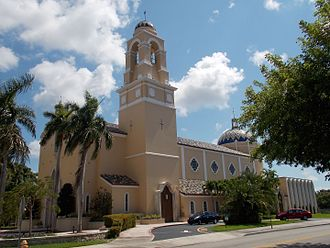 Cathedral of Saint Mary (Miami) - Image: Cathedral of Saint Mary Miami 08