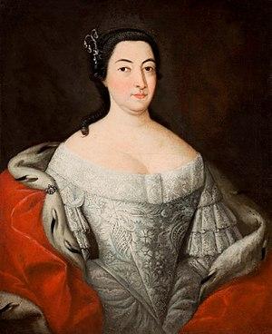 Tsarevna Catherine Ivanovna of Russia - Image: Catherine Ioannovna of Russia duchess of Mecklenburg Schwerin