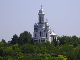Catina Orthodox Church, Cluj County, Romania.jpg